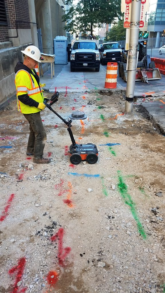 GPR Utility Locating Services